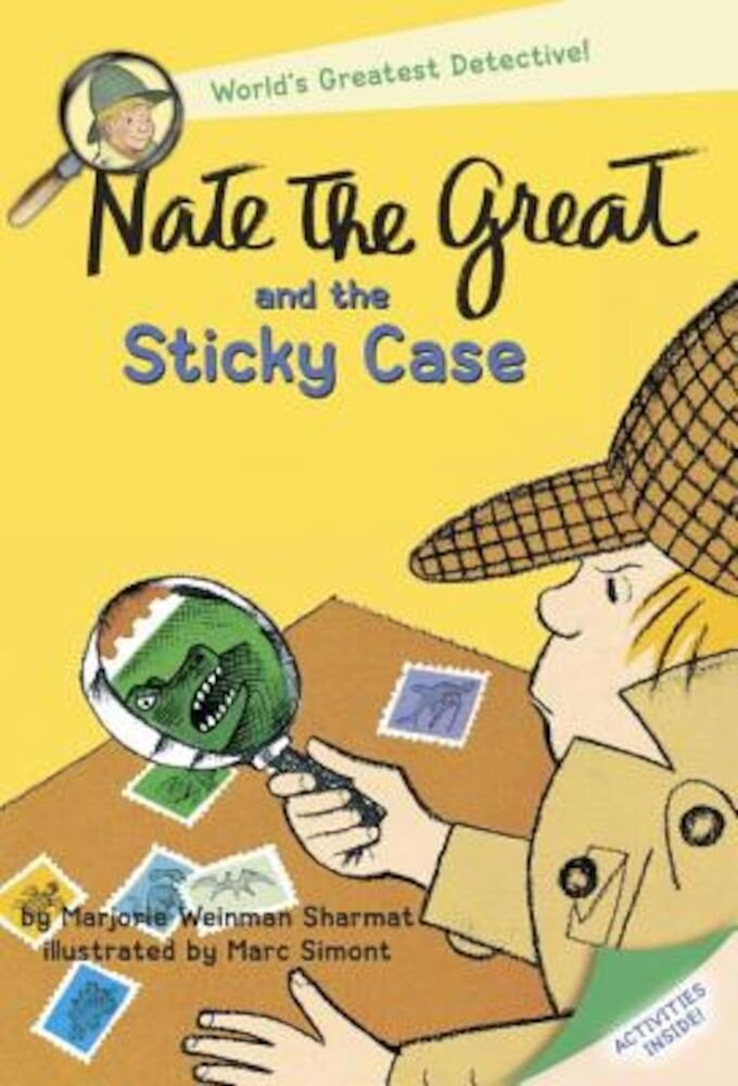 Nate the Great and the Sticky Case, Paperback