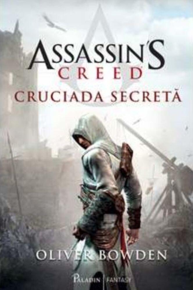 Coperta Carte Assassin's Creed 3. Cruciada Secreta