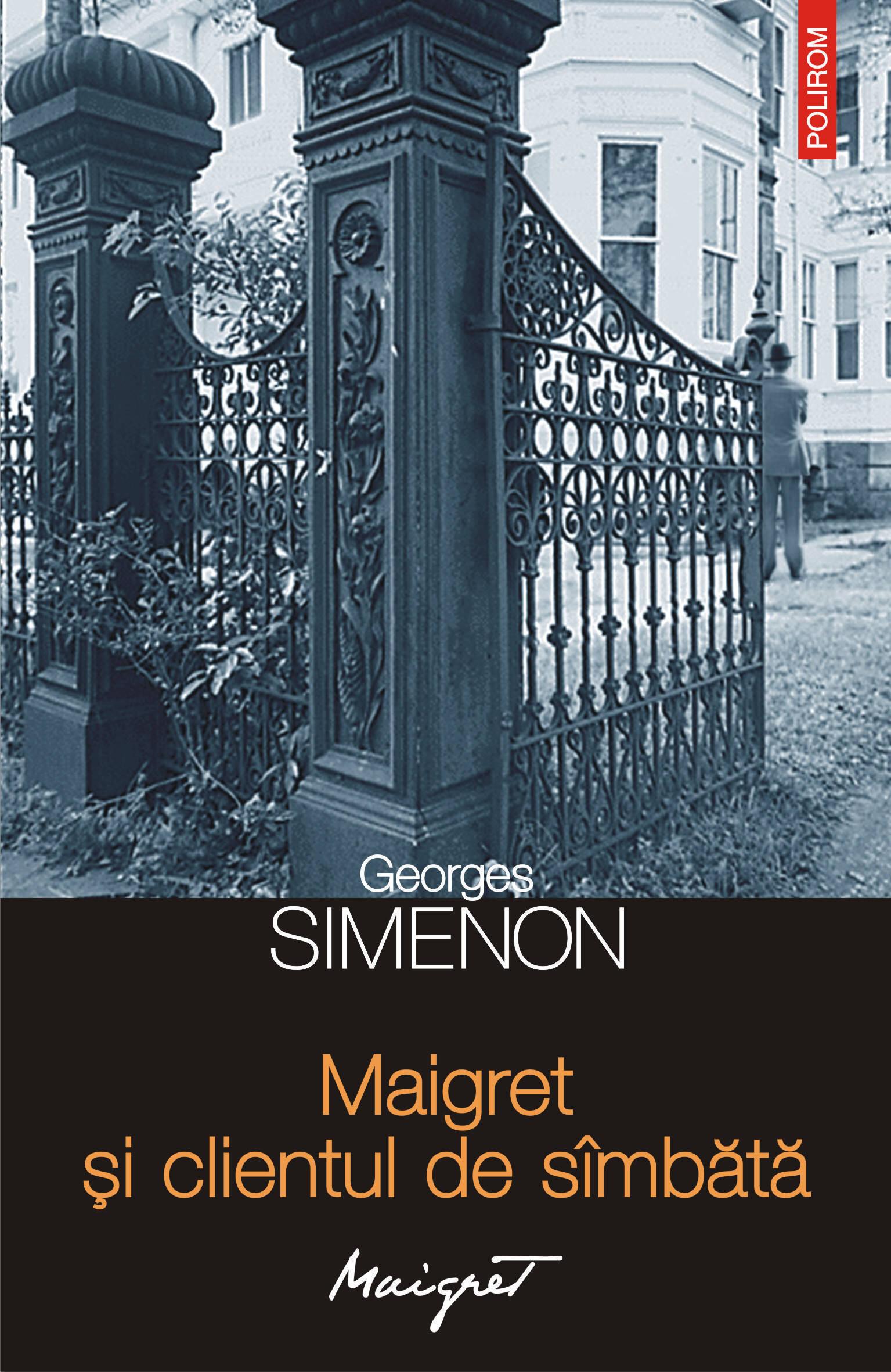 Maigret si clientul de simbata (eBook)