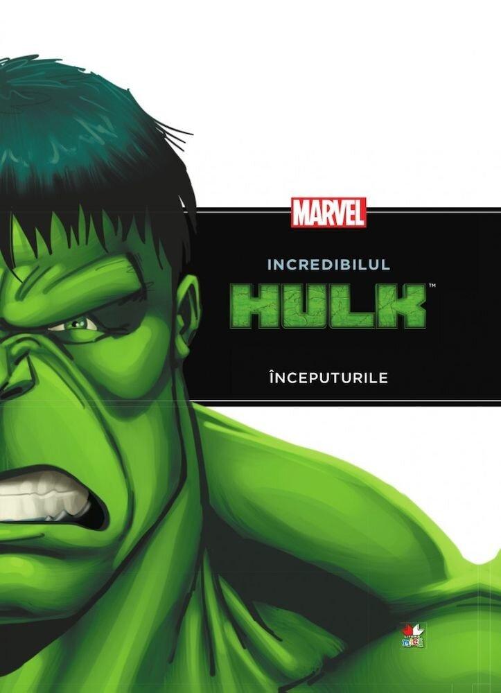 Incredibilul Hulk. Inceputurile