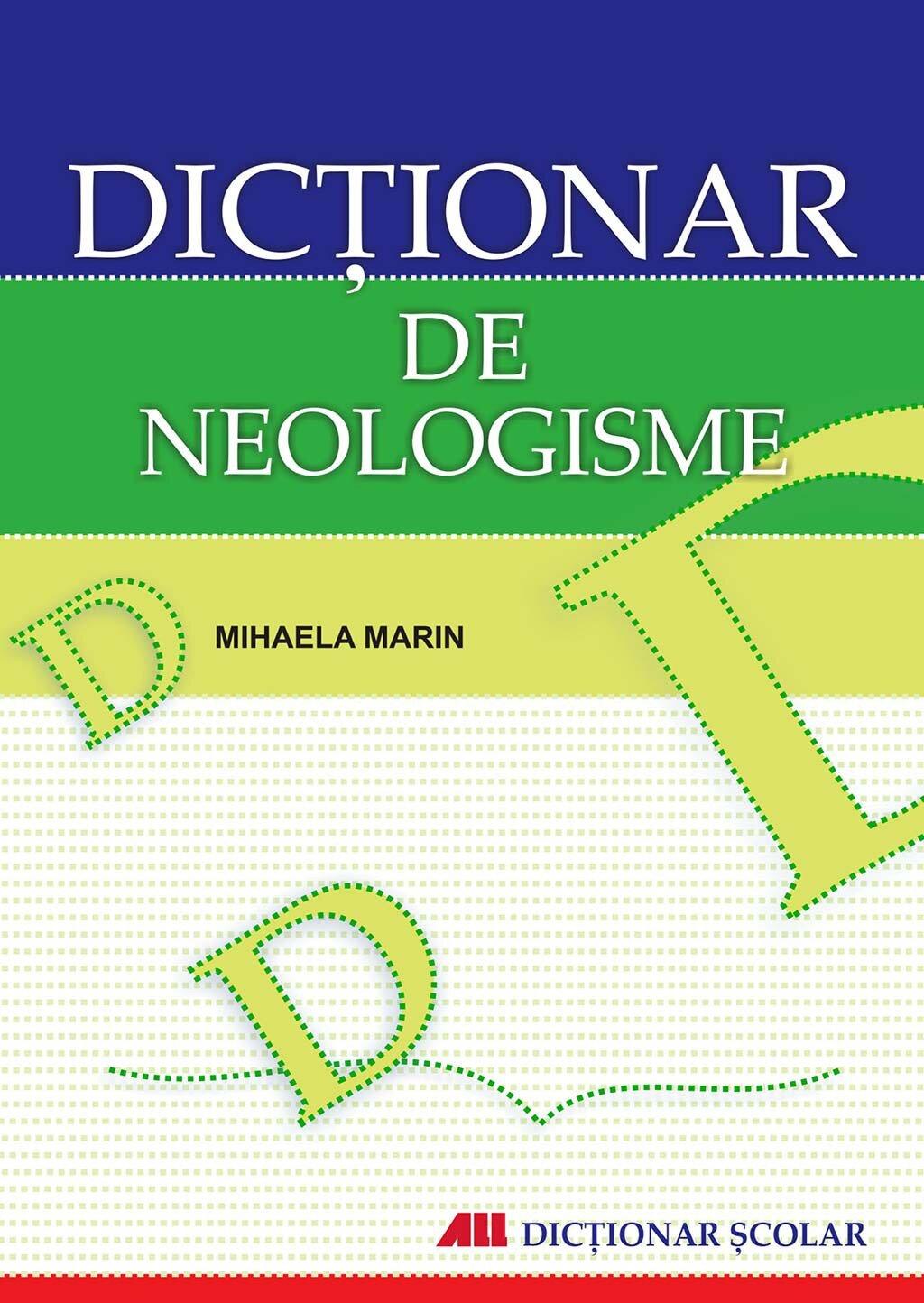 Dictionar de neologisme (eBook)