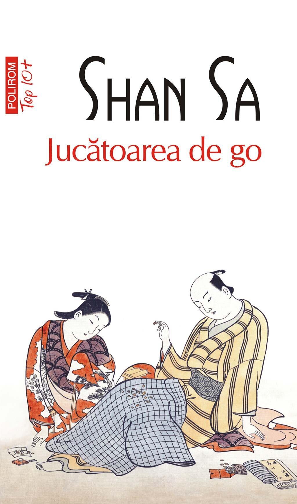 Jucatoarea de go (eBook)