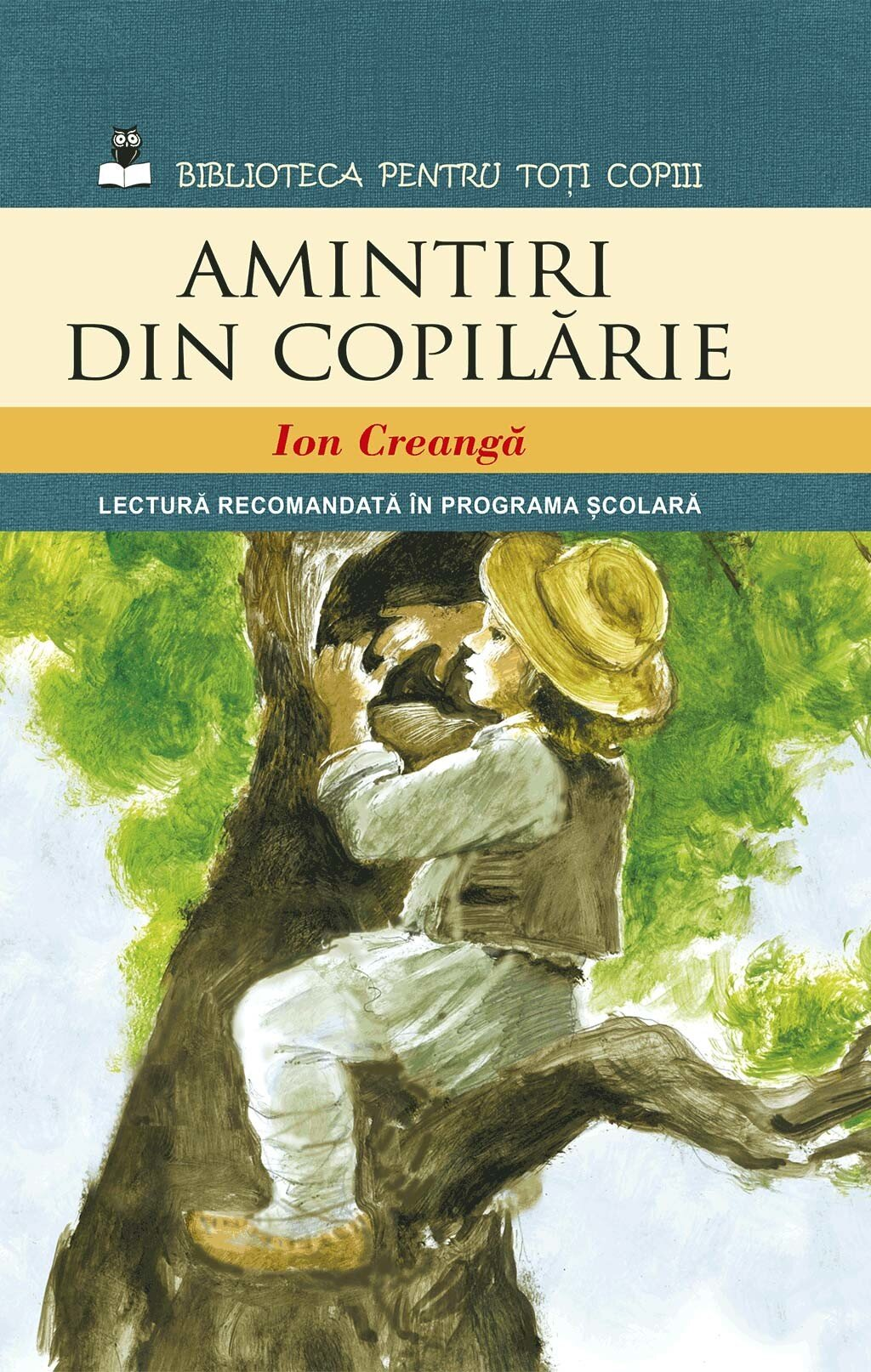 Amintiri din copilarie (eBook)