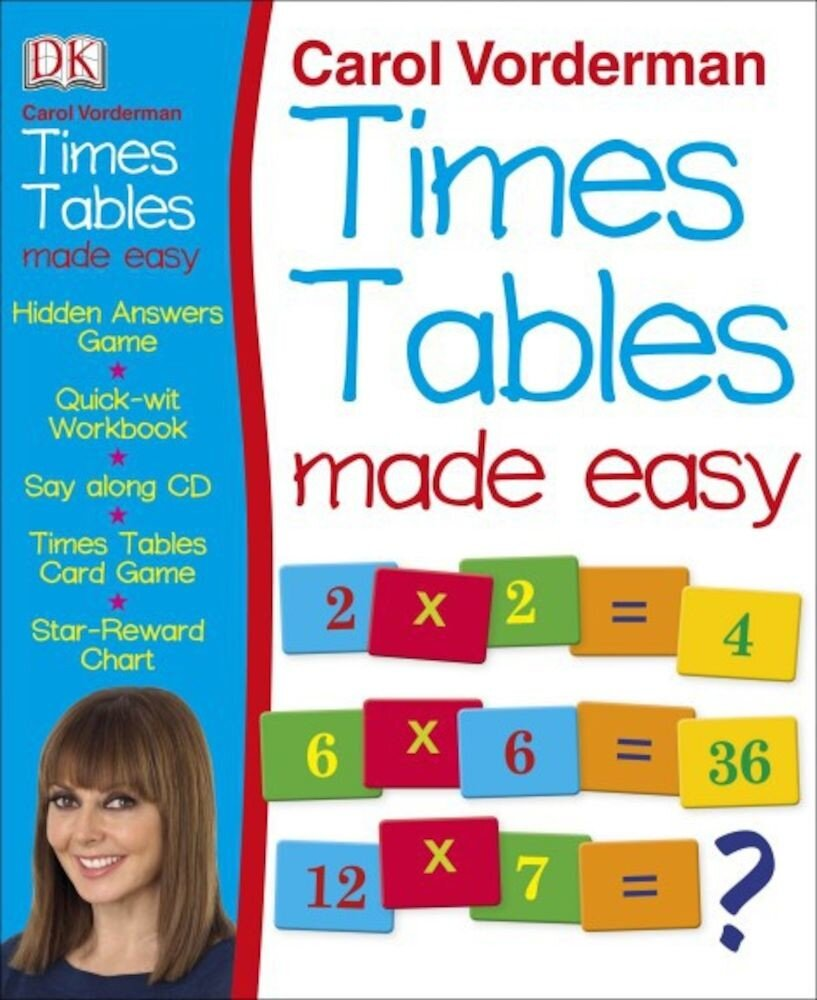 Coperta Carte Times Tables Made Easy
