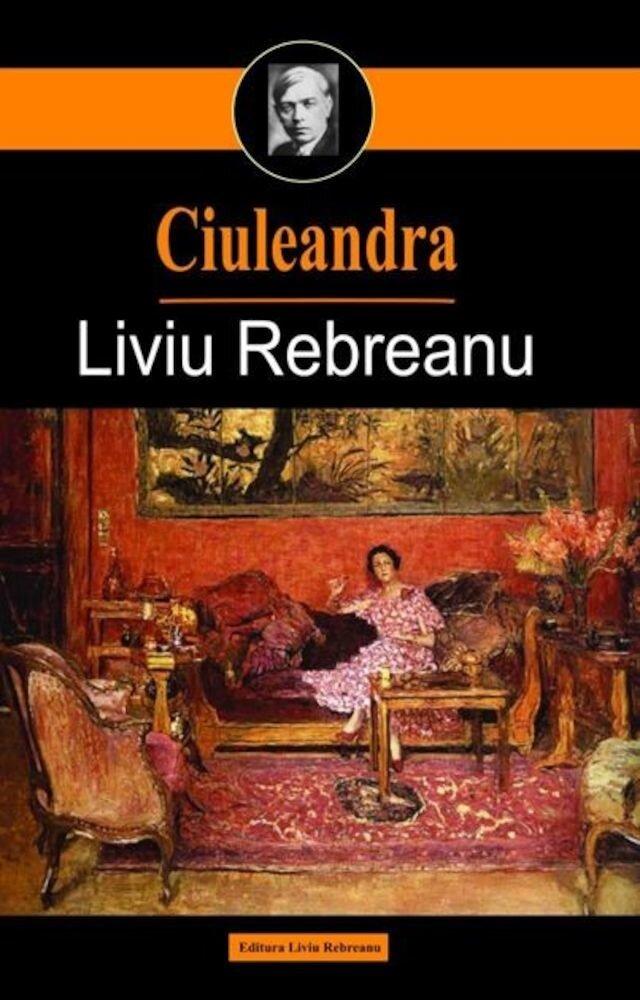 Coperta Carte Ciuleandra.