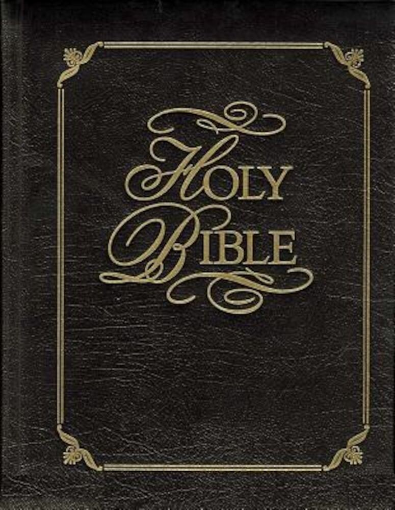 Family Faith & Values Bible-KJV-Heritage, Hardcover
