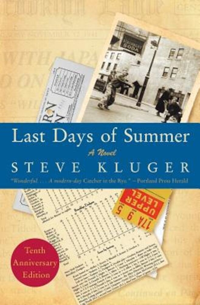 Last Days of Summer, Paperback