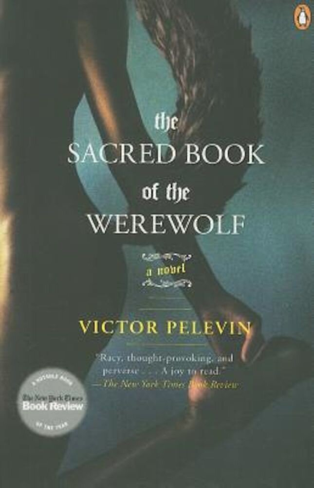 The Sacred Book of the Werewolf, Paperback