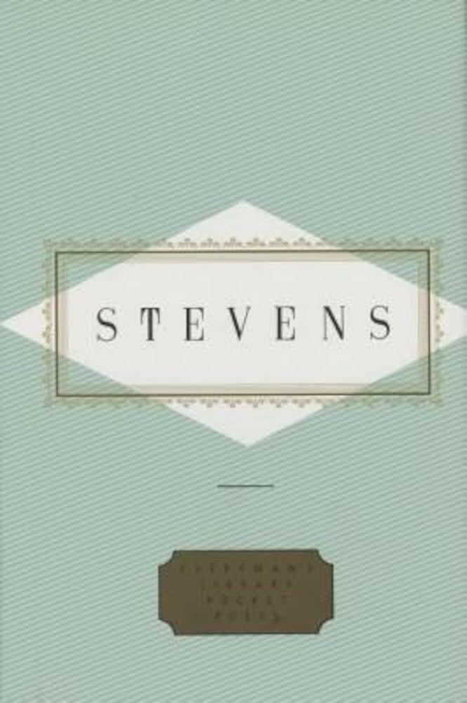 Stevens: Poems, Hardcover