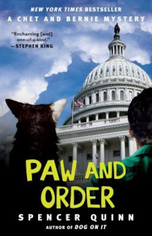 Paw and Order: A Chet and Bernie Mystery, Paperback