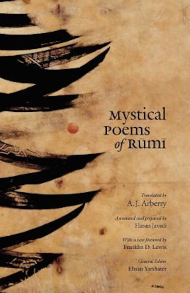 Mystical Poems of Rumi, Paperback