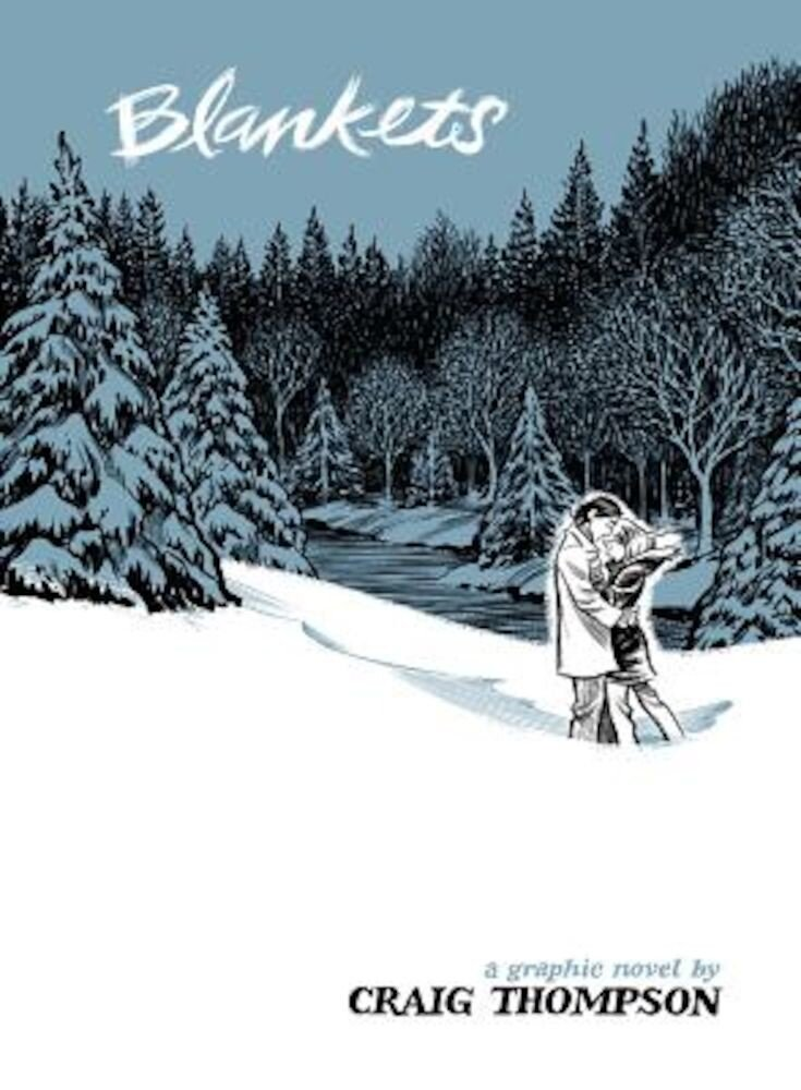 Blankets: A Graphic Novel, Paperback