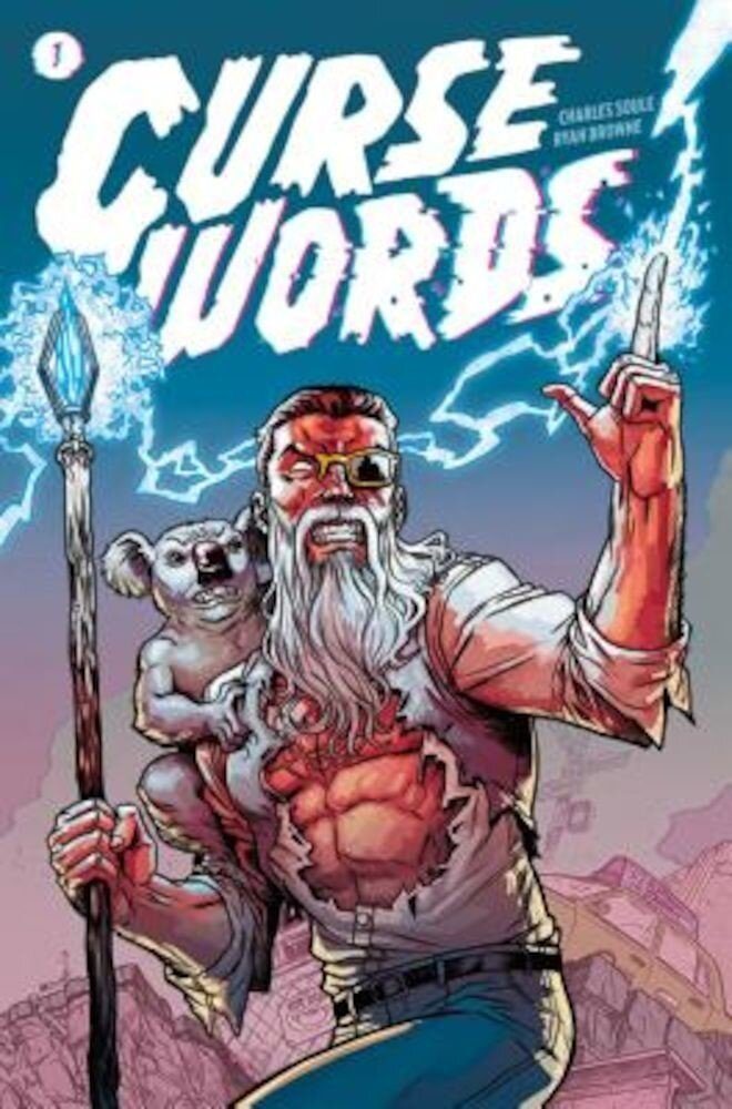 Curse Words, Volume 1: The Devil's Devil, Paperback