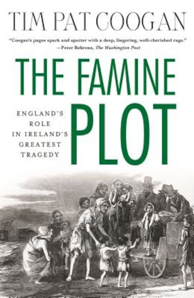 The Famine Plot: England's Role in Ireland's Greatest Tragedy, Paperback