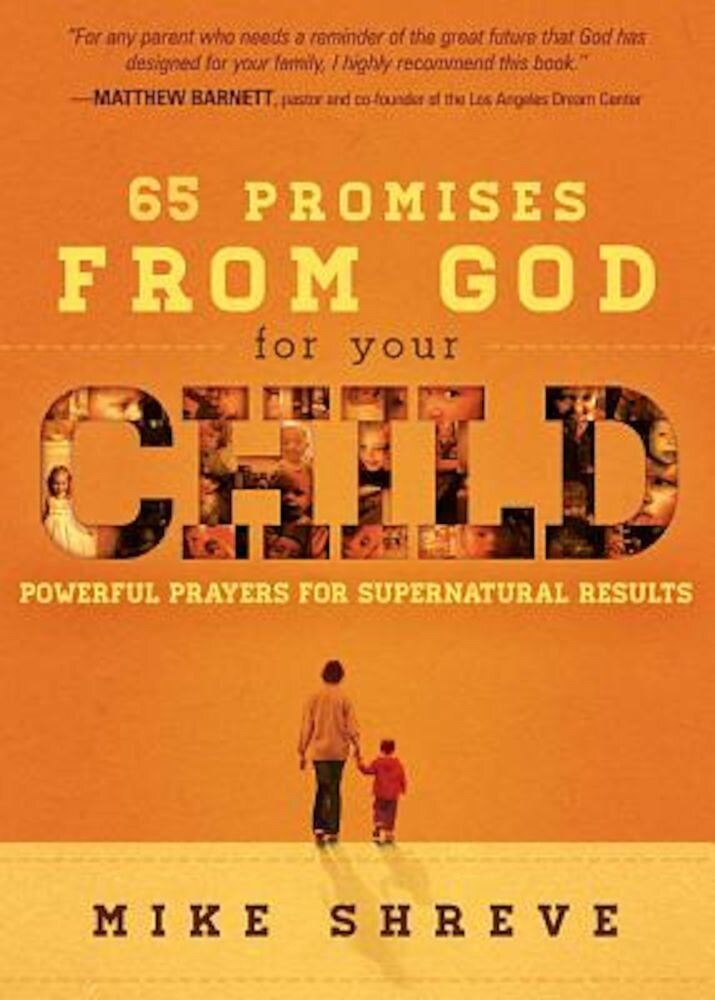 65 Promises from God for Your Child, Paperback