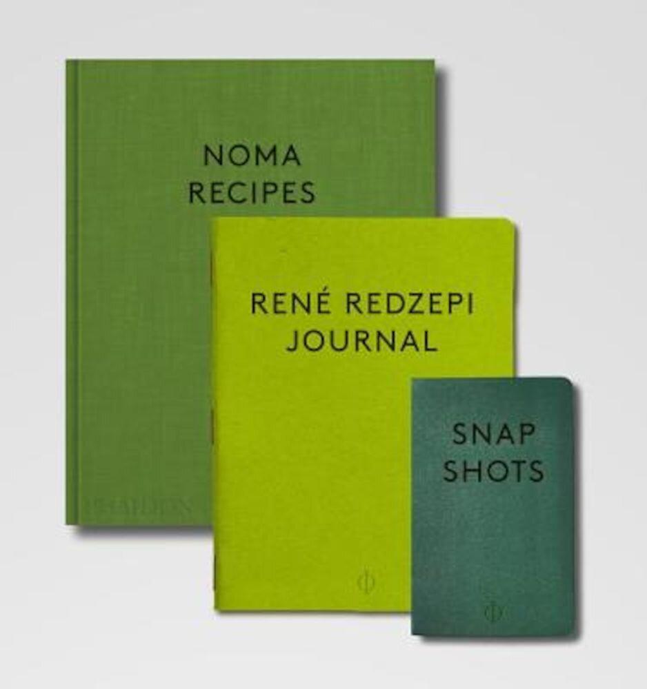 Rene Redzepi: A Work in Progress, Hardcover
