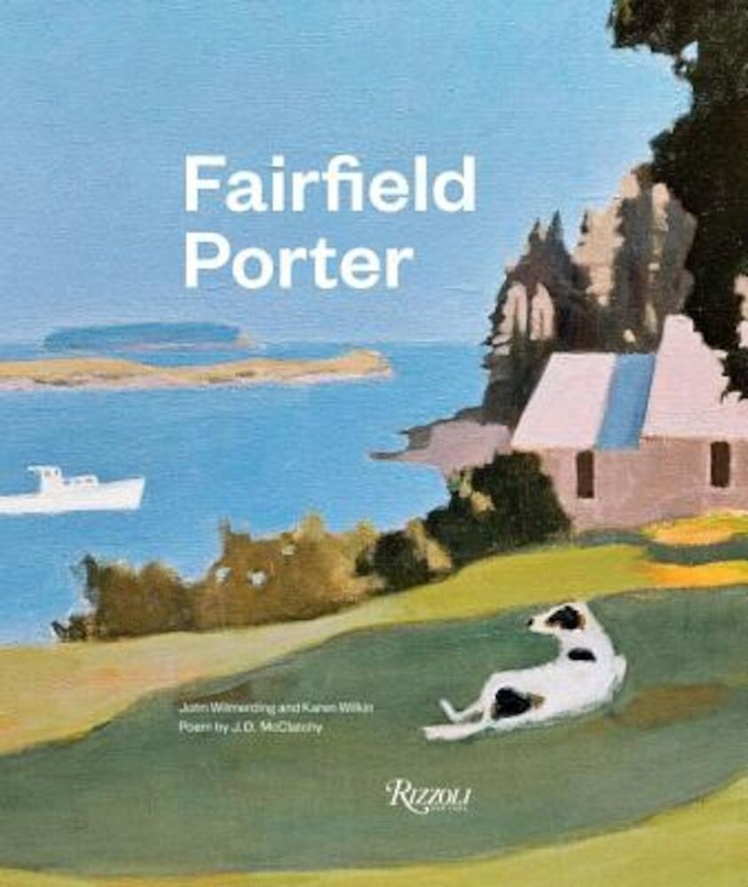Fairfield Porter, Hardcover