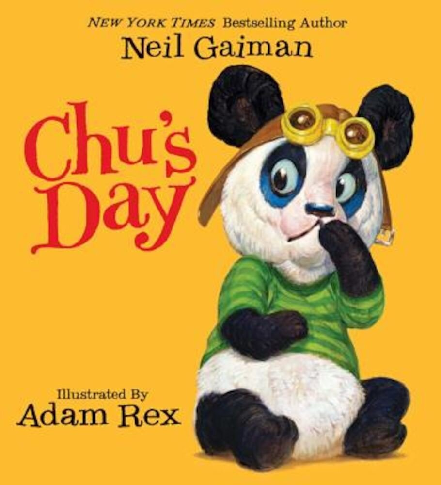 Chu's Day, Hardcover