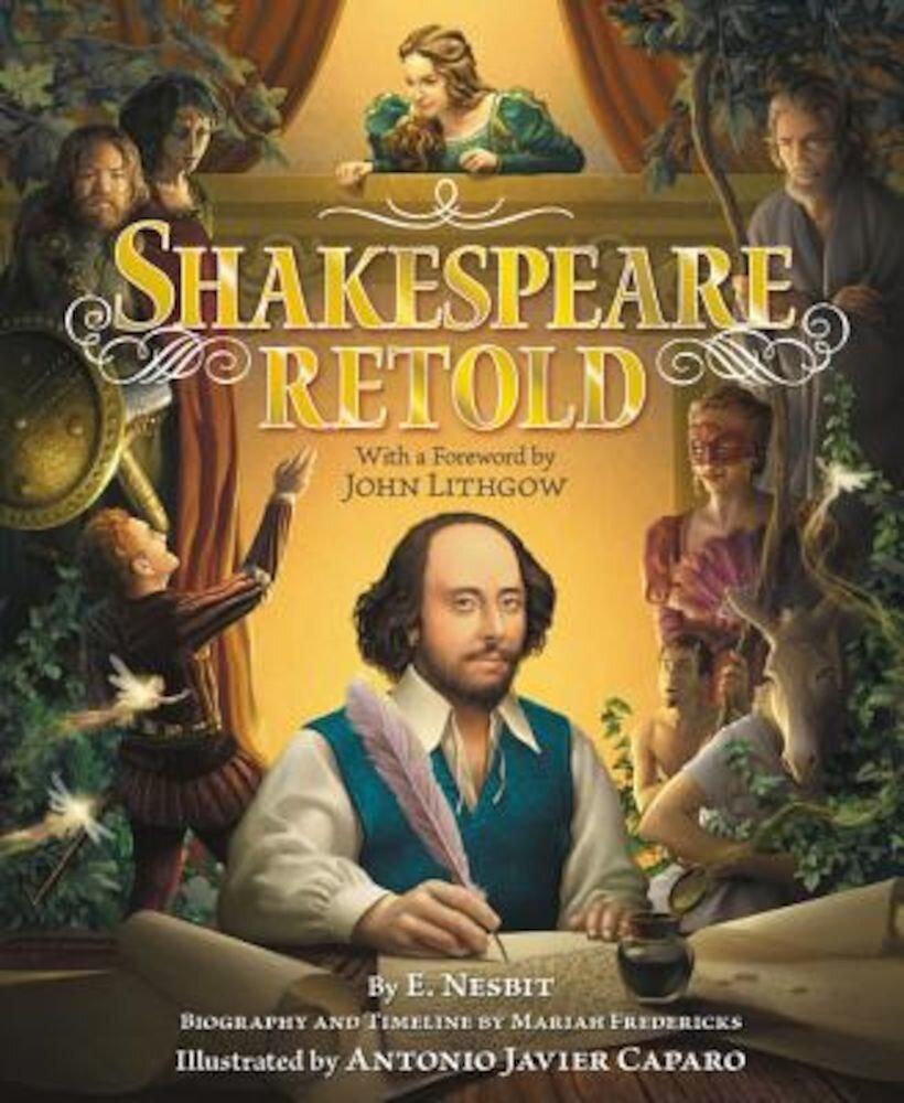 Shakespeare Retold, Hardcover