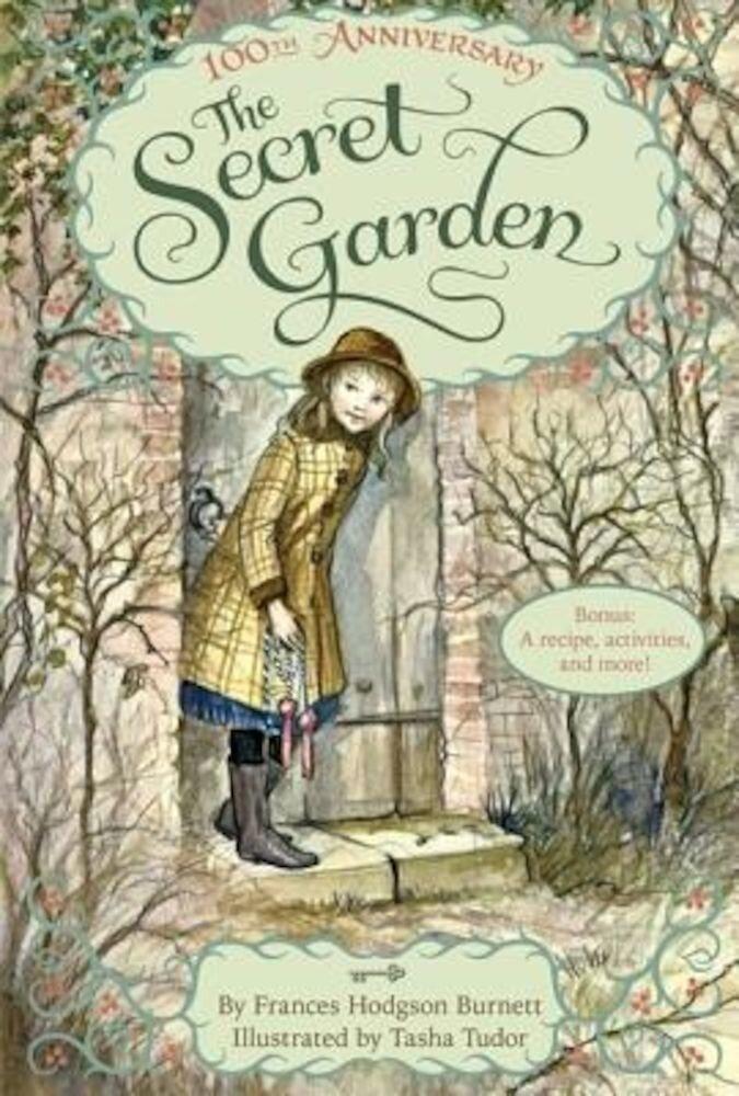 The Secret Garden, Paperback