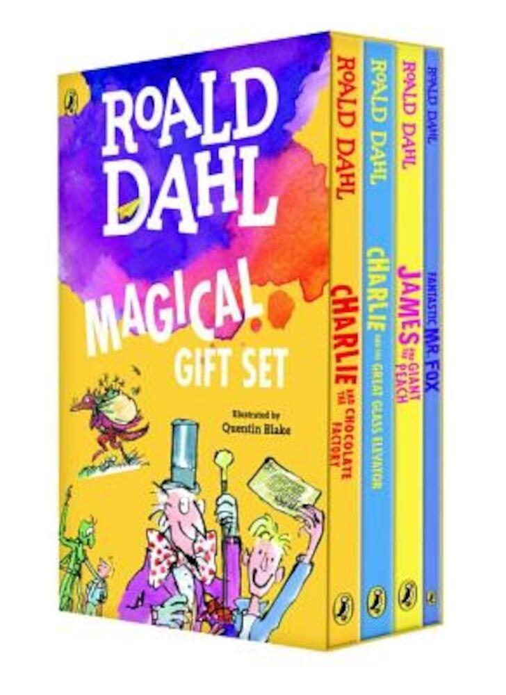 Roald Dahl Magical Gift Set, Paperback