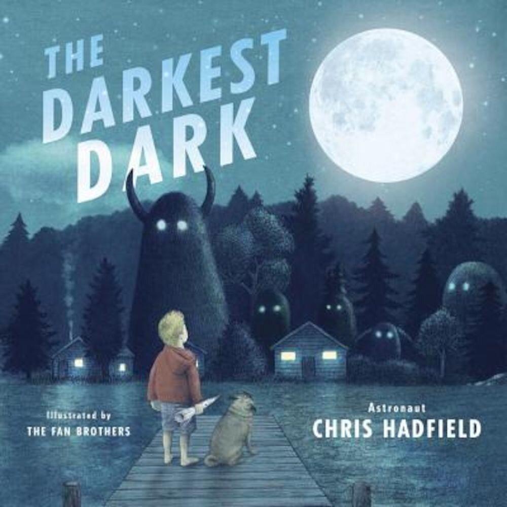 The Darkest Dark, Hardcover