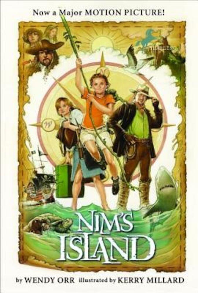 Nim's Island, Paperback