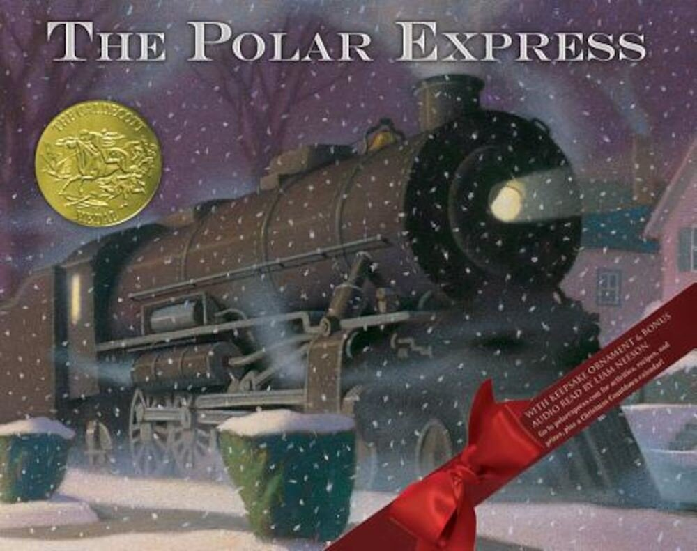 Polar Express 30th Anniversary Edition, Hardcover