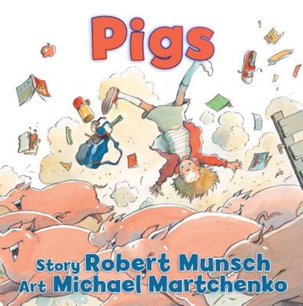 Pigs, Hardcover