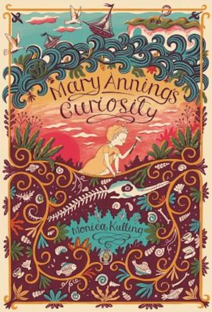 Mary Anning's Curiosity, Hardcover