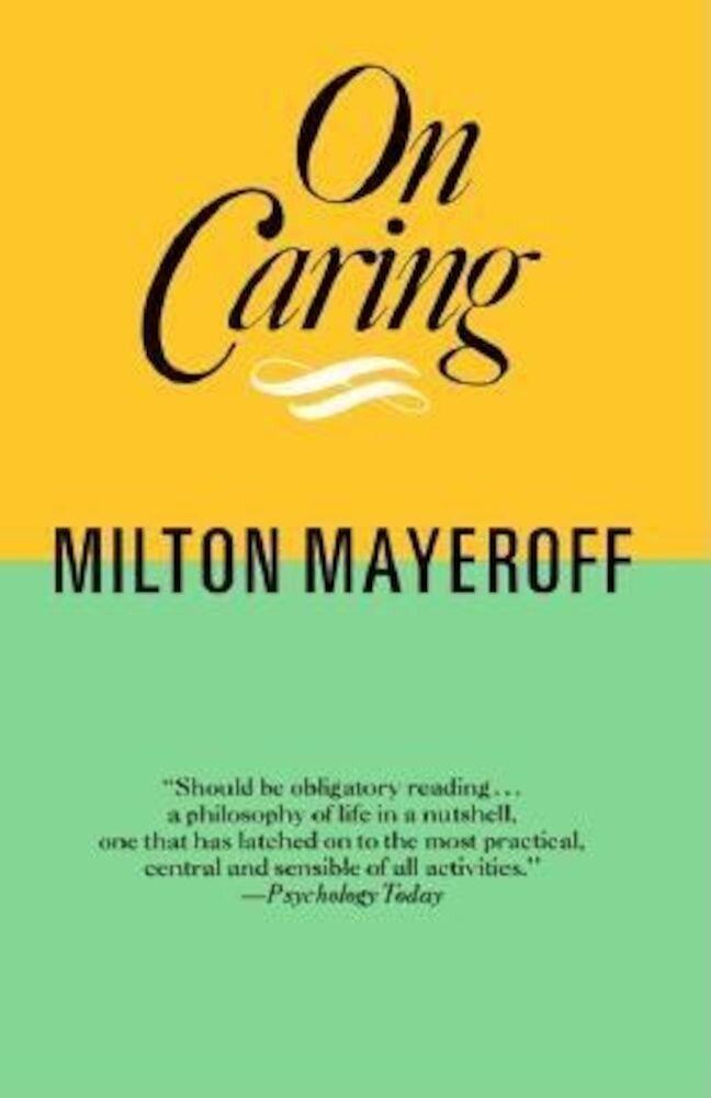 On Caring Ri, Paperback