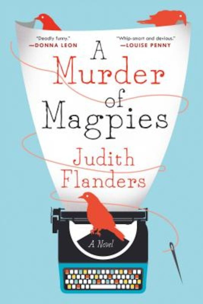 A Murder of Magpies, Paperback