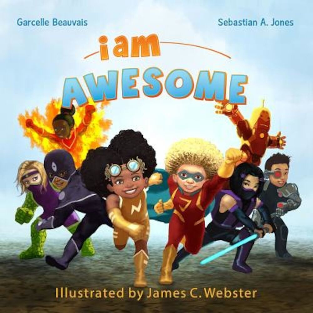I Am Awesome: I Am Book #003, Hardcover