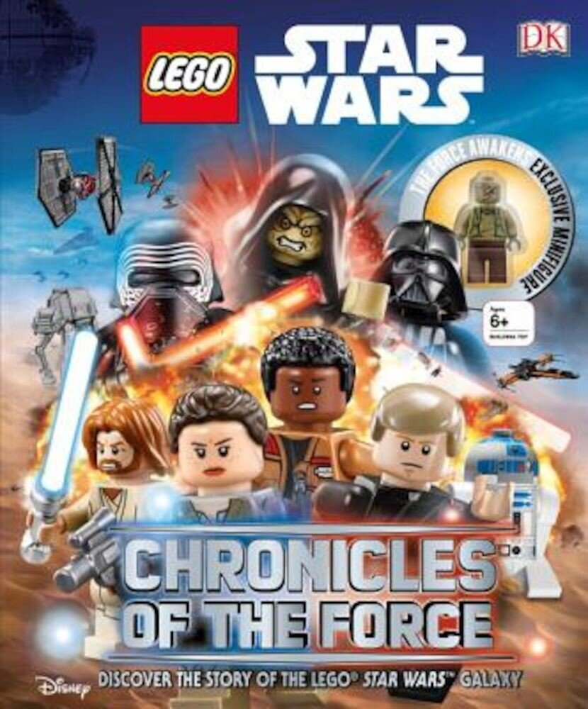 Chronicles of the Force, Hardcover
