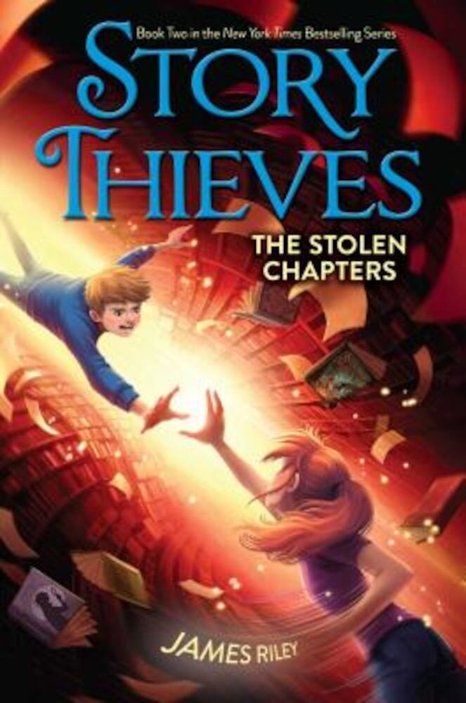 The Stolen Chapters, Hardcover