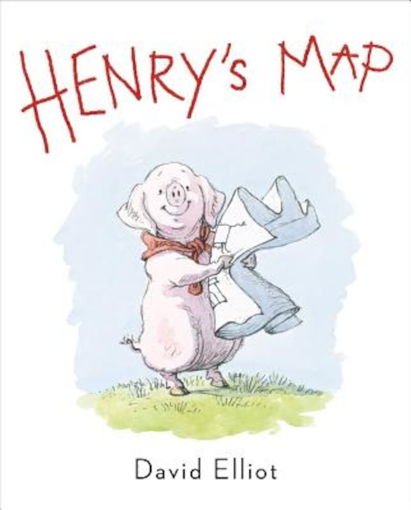 Henry's Map, Hardcover