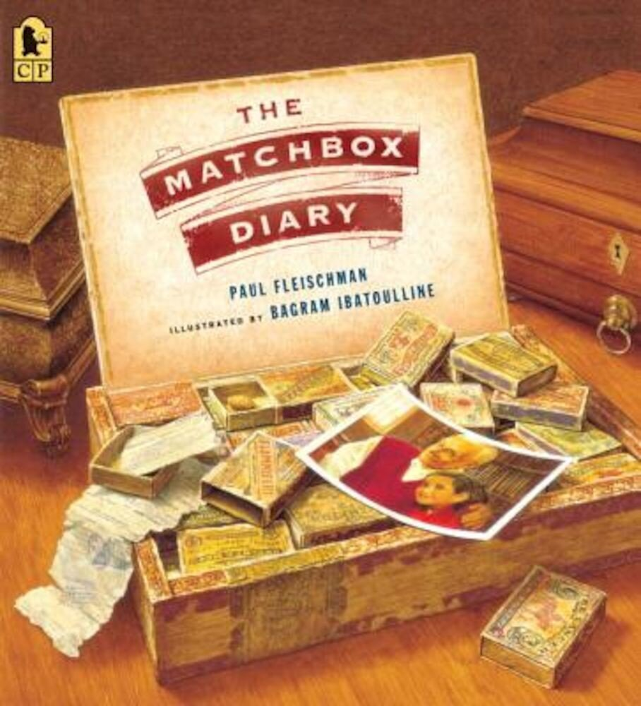The Matchbox Diary, Paperback