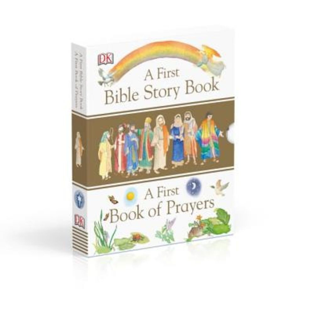 A First Bible Story Book and a First Book of Prayers, Hardcover