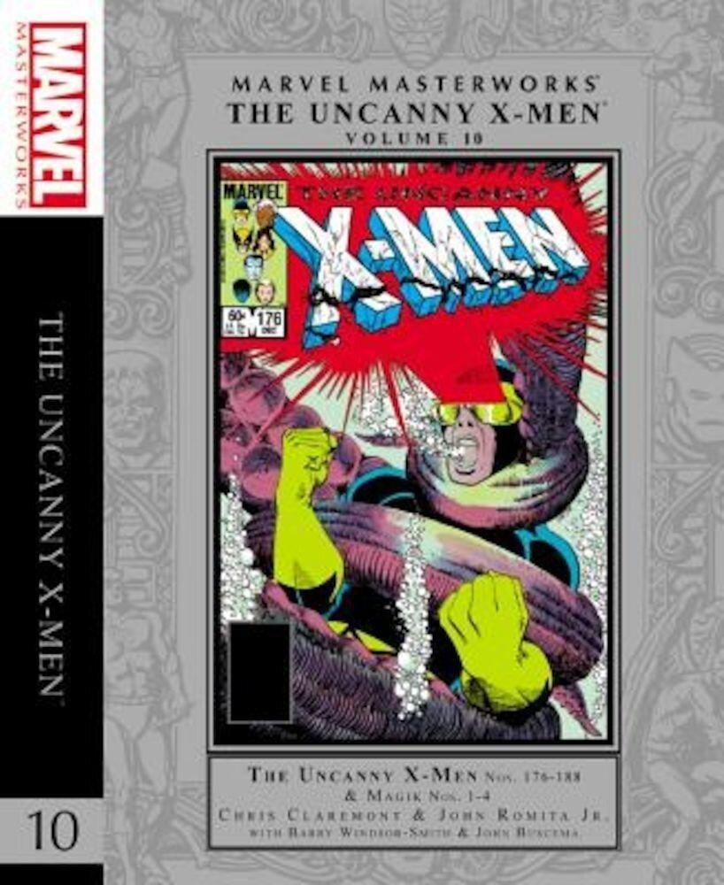 Marvel Masterworks: The Uncanny X-Men, Volume 10, Hardcover