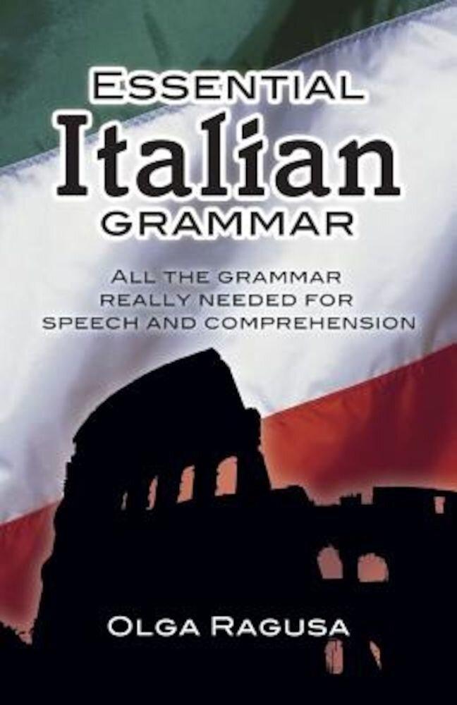 Essential Italian Grammar, Paperback