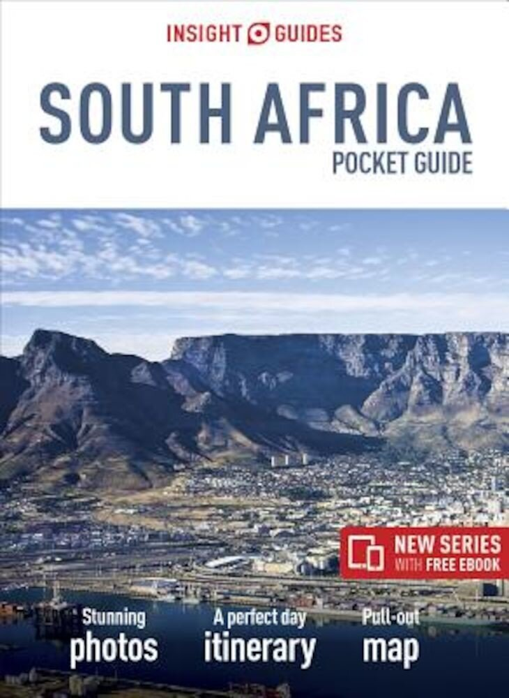 Insight Guides: Pocket South Africa, Paperback