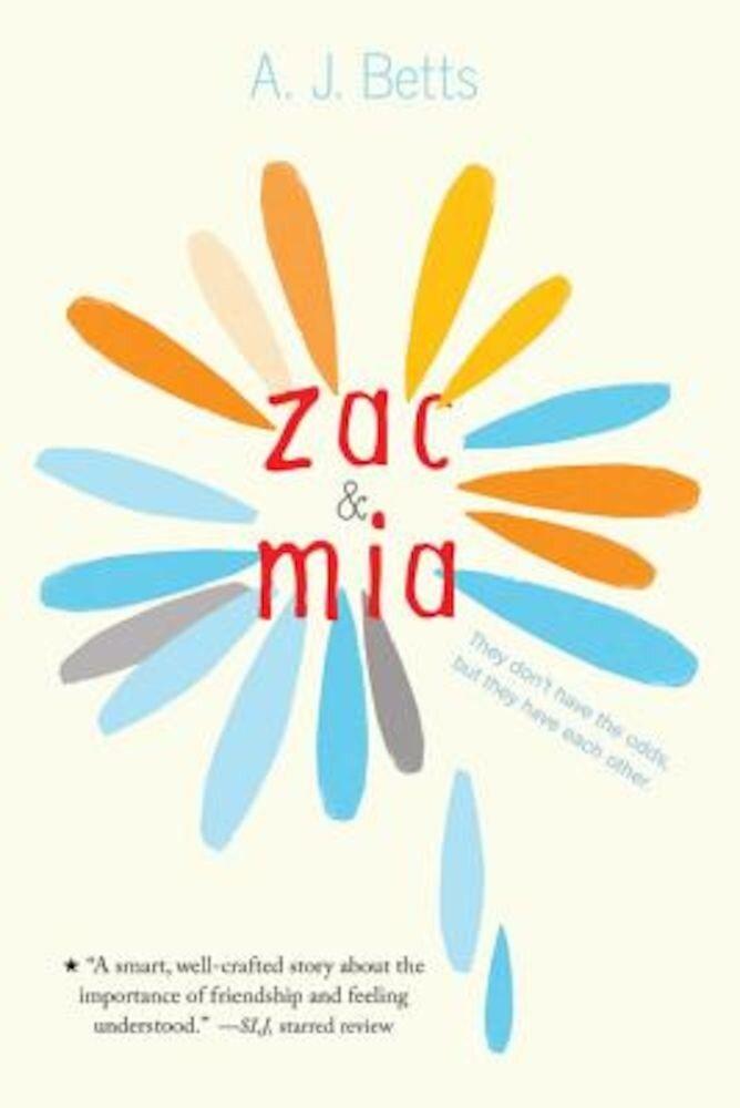 Zac and MIA, Paperback