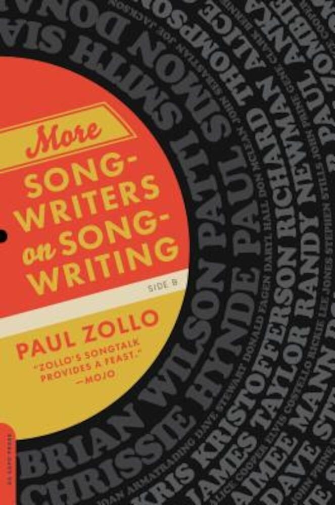 More Songwriters on Songwriting, Paperback