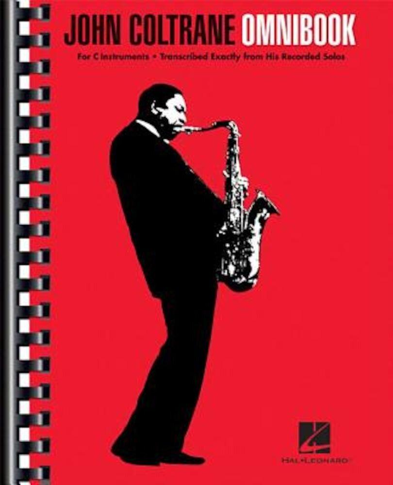 John Coltrane Omnibook: For C Instruments, Paperback