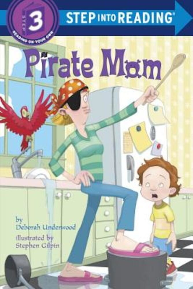 Pirate Mom, Paperback