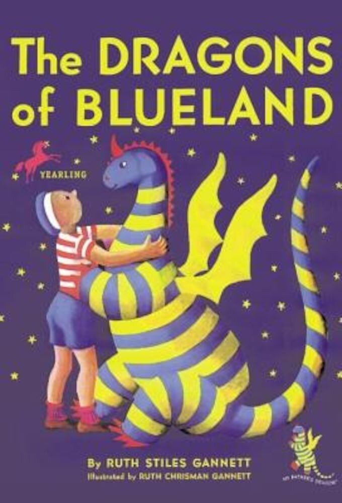 The Dragons of Blueland, Paperback