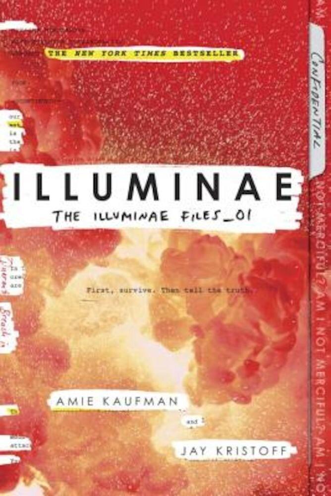Illuminae, Paperback
