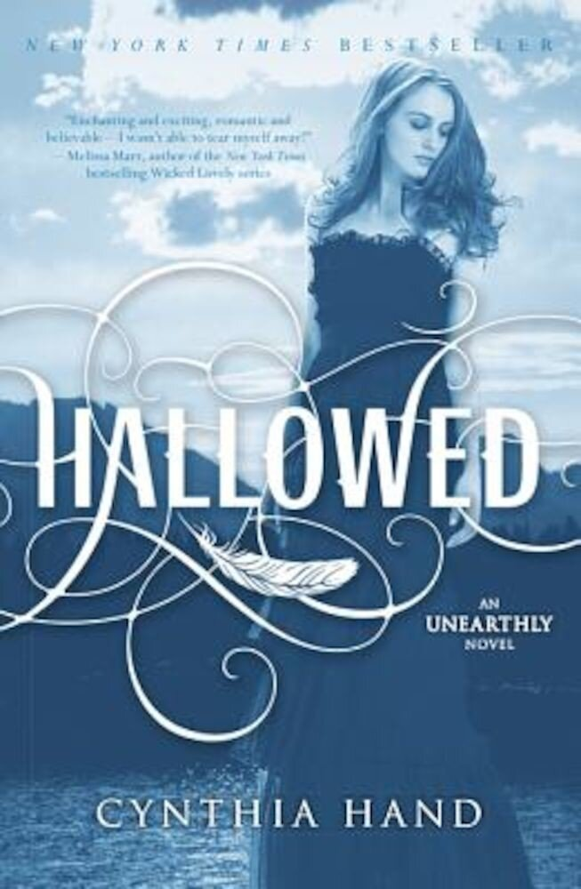 Hallowed: An Unearthly Novel, Paperback