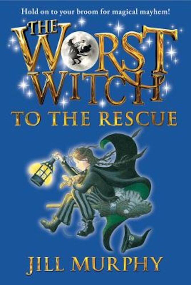 The Worst Witch to the Rescue, Paperback