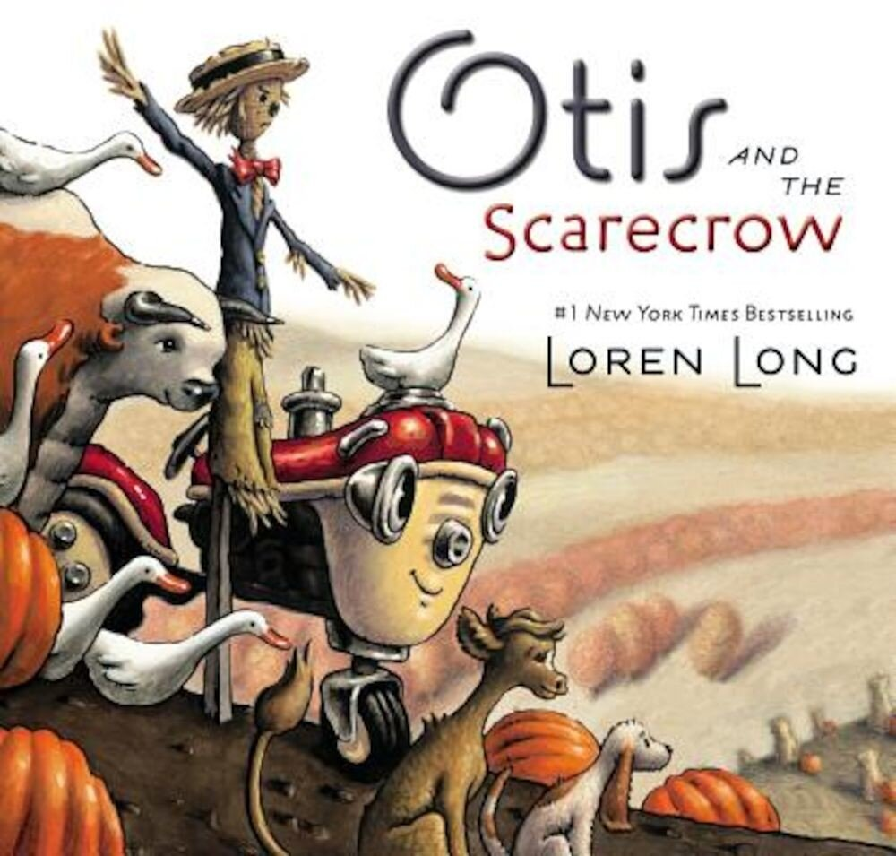 Otis and the Scarecrow, Hardcover